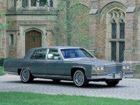 Cadillac Brougham, 1 поколение, Седан, 1993–1996