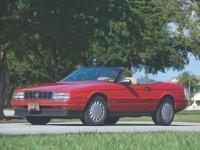 Cadillac Allante, 1 поколение, Кабриолет, 1989–1996