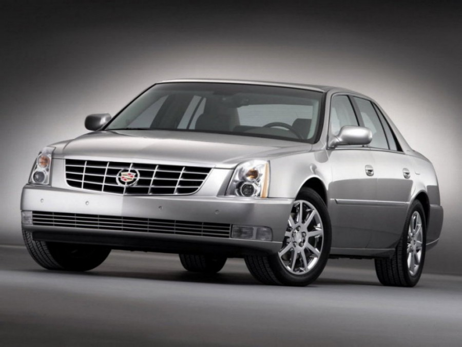 Cadillac DTS седан, 2006–2016, 1 поколение - отзывы, фото и характеристики на Car.ru