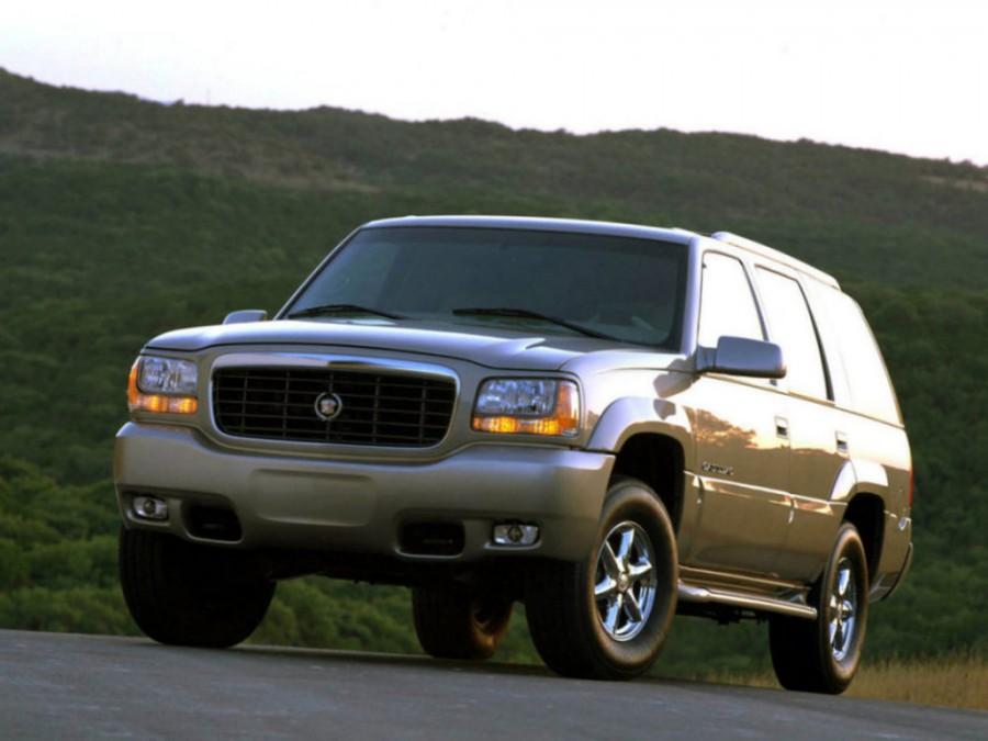 Cadillac Escalade внедорожник, 1998–2001, 1 поколение - отзывы, фото и характеристики на Car.ru
