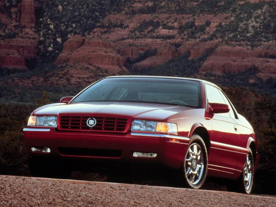 Cadillac Eldorado купе, 1991–2002, 11 поколение - отзывы, фото и характеристики на Car.ru
