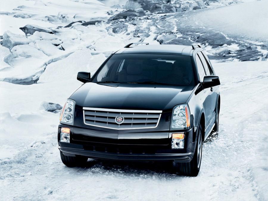 Cadillac SRX кроссовер, 2004–2009, 1 поколение - отзывы, фото и характеристики на Car.ru