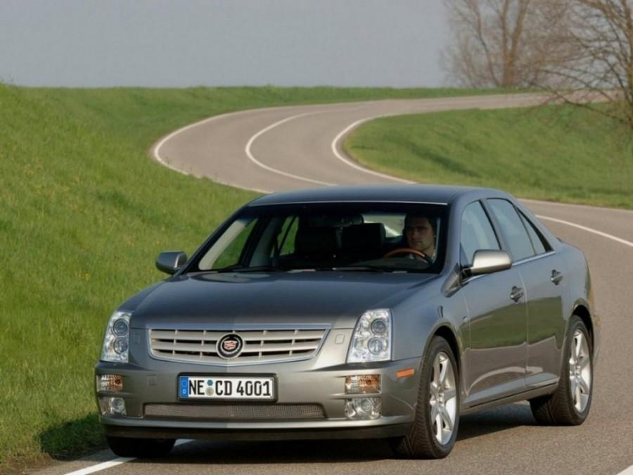 Cadillac STS седан, 2004–2016, 1 поколение - отзывы, фото и характеристики на Car.ru
