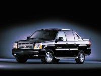 Cadillac Escalade, 2 поколение, Пикап, 2002–2006
