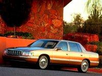 Cadillac De Ville, 10 поколение, Седан, 1994–1999