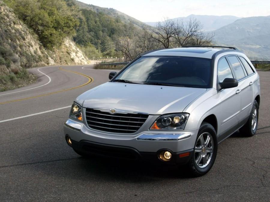 Chrysler Pacifica кроссовер, 2004–2008, 1 поколение - отзывы, фото и характеристики на Car.ru