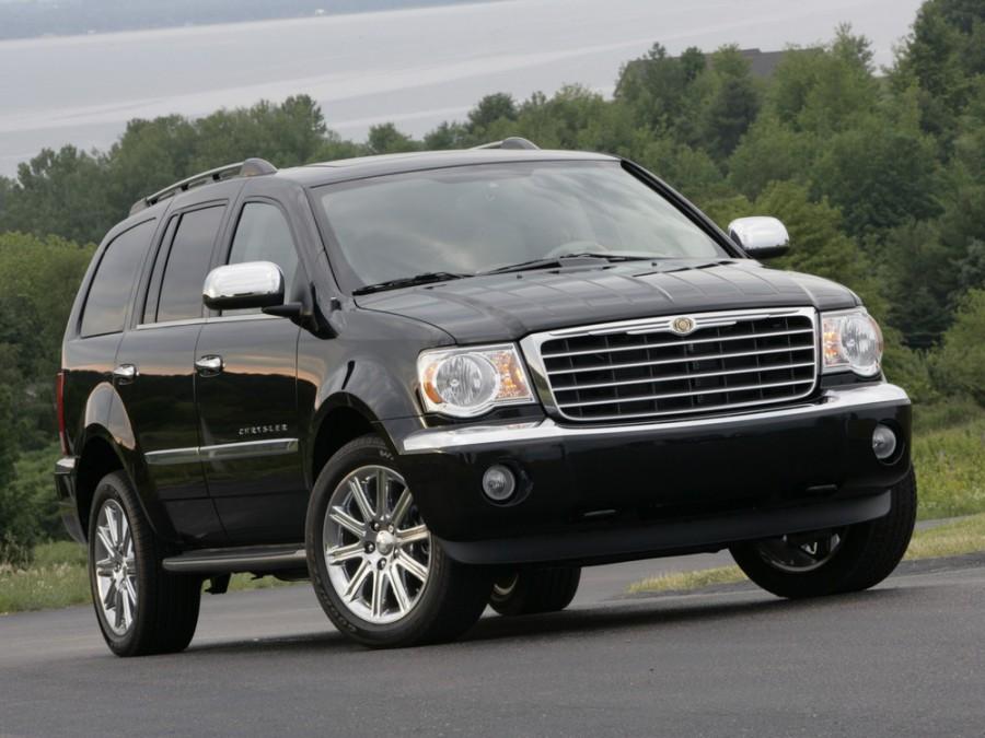 Chrysler Aspen внедорожник, 2006–2009, 1 поколение - отзывы, фото и характеристики на Car.ru