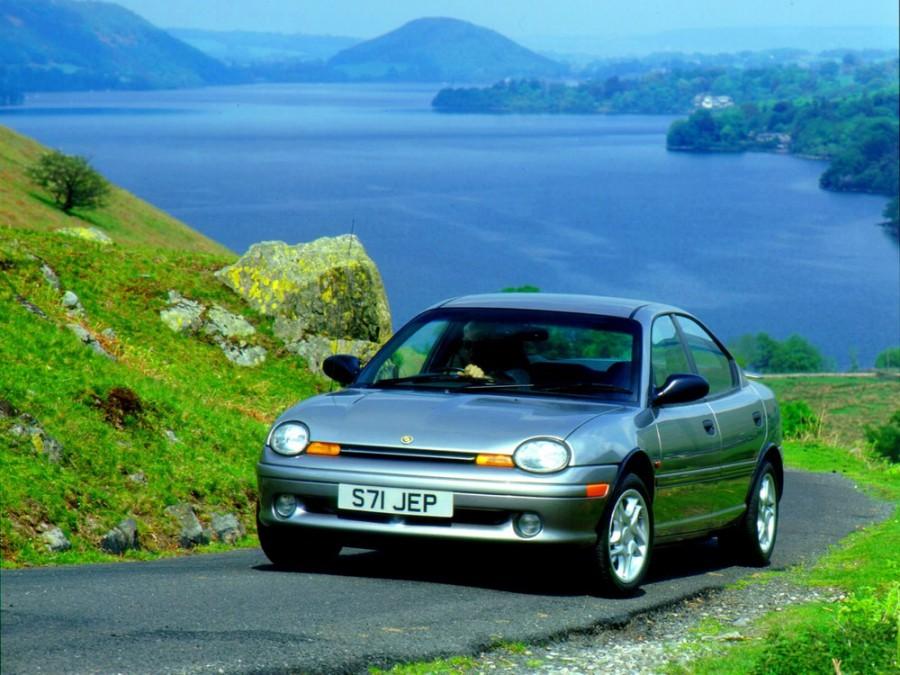 Chrysler Neon седан, 1994–1999, 1 поколение - отзывы, фото и характеристики на Car.ru