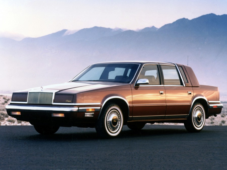 Chrysler New Yorker седан, 1988–1993, 10 поколение - отзывы, фото и характеристики на Car.ru