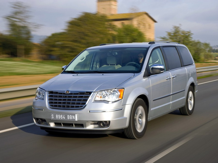 Chrysler Grand Voyager минивэн, 2007–2011, 5 поколение - отзывы, фото и характеристики на Car.ru