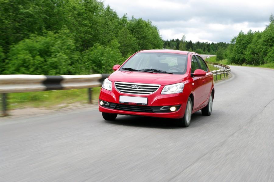 Chery Bonus седан, 2013–2016, 3 поколение - отзывы, фото и характеристики на Car.ru
