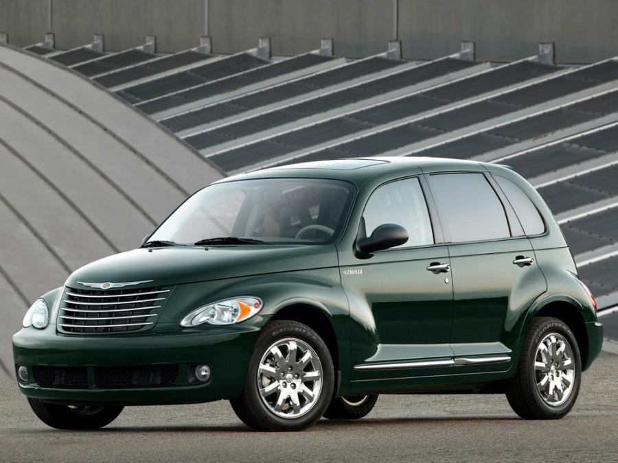 Chrysler PT Cruiser хетчбэк, 2006–2010, 2 поколение - отзывы, фото и характеристики на Car.ru