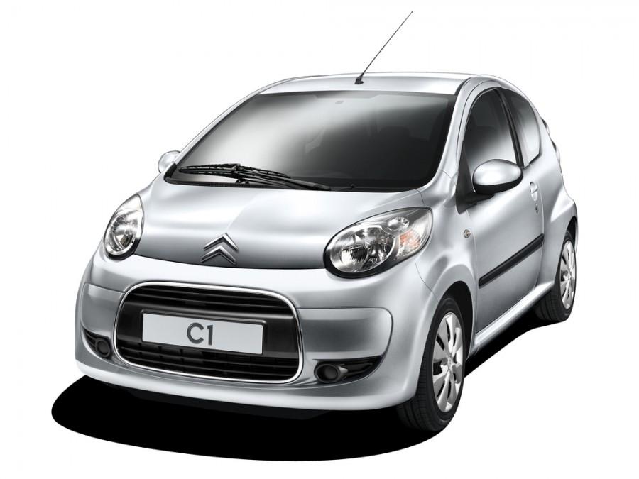 Citroen C1 хетчбэк 3-дв., 2008–2012, 1 поколение [рестайлинг] - отзывы, фото и характеристики на Car.ru