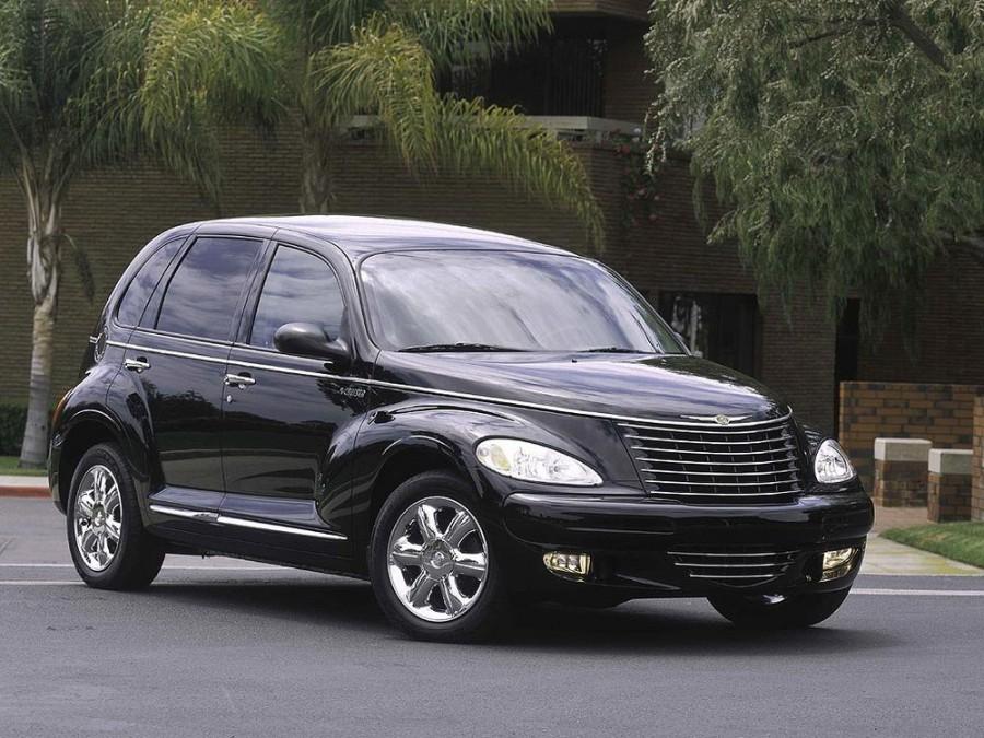 Chrysler PT Cruiser хетчбэк, 2000–2006, 1 поколение - отзывы, фото и характеристики на Car.ru