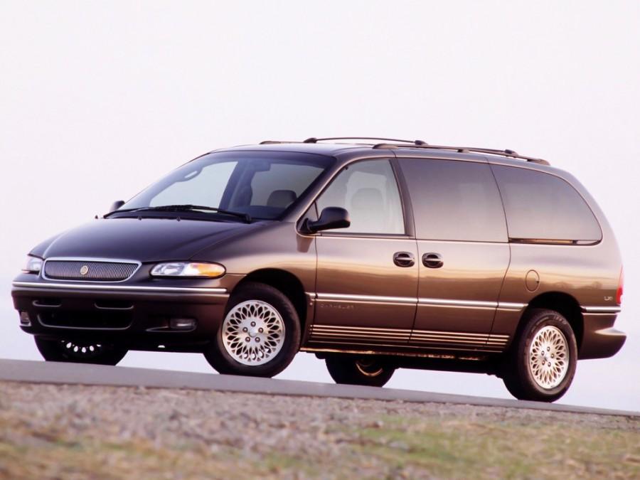 Chrysler Town and Country минивэн, 1995–2000, 3 поколение - отзывы, фото и характеристики на Car.ru