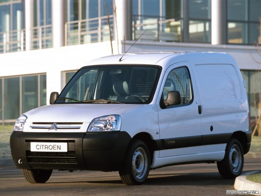 Citroen Berlingo First фургон, 2002–2012, 1 поколение [рестайлинг] - отзывы, фото и характеристики на Car.ru