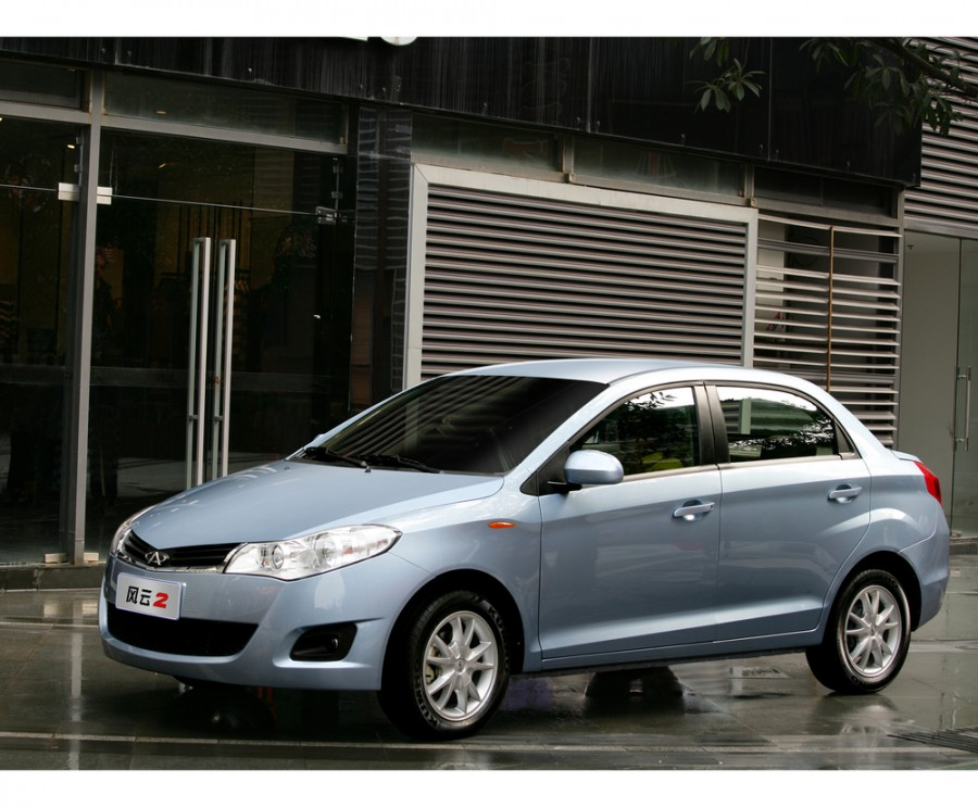 Chery Bonus лифтбэк, 2009–2016, 2 поколение - отзывы, фото и характеристики на Car.ru