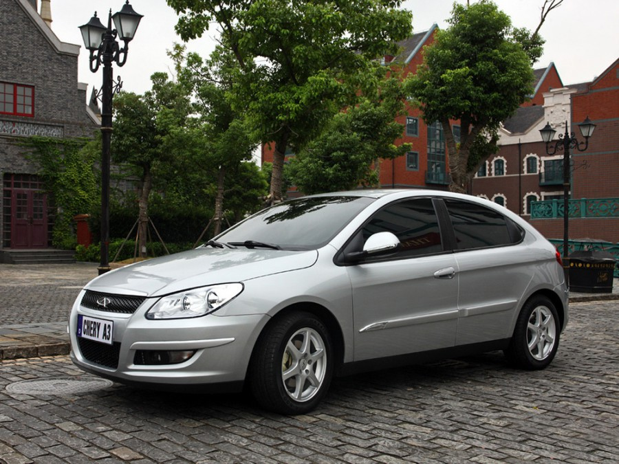 Chery M11 хетчбэк, 2008–2016, 1 поколение - отзывы, фото и характеристики на Car.ru