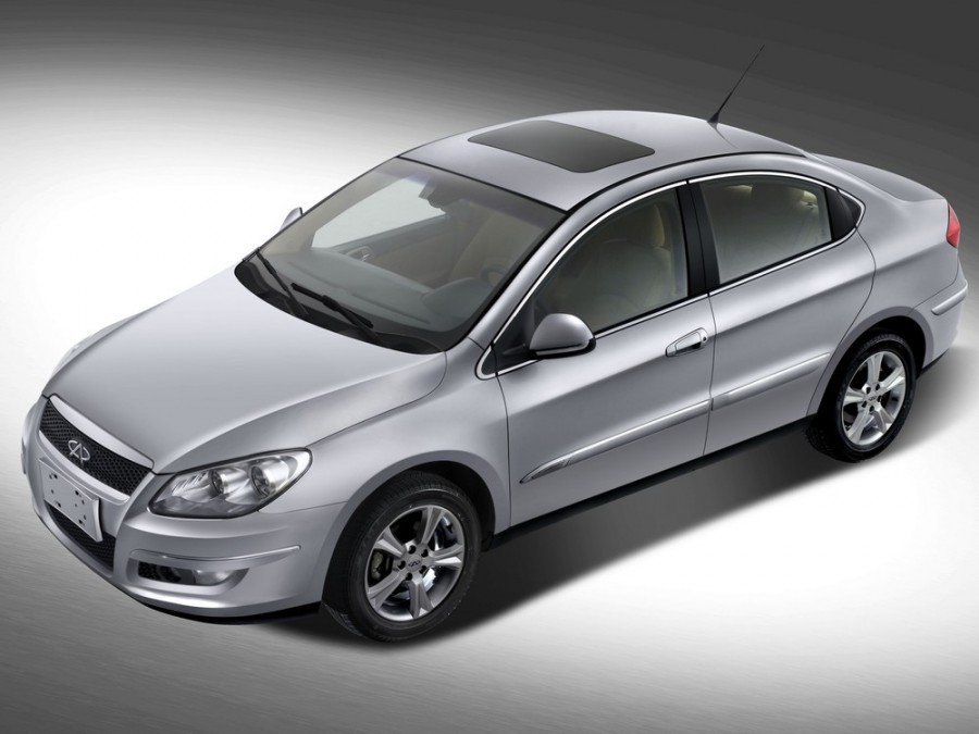 Chery M11 седан, 2008–2016, 1 поколение - отзывы, фото и характеристики на Car.ru