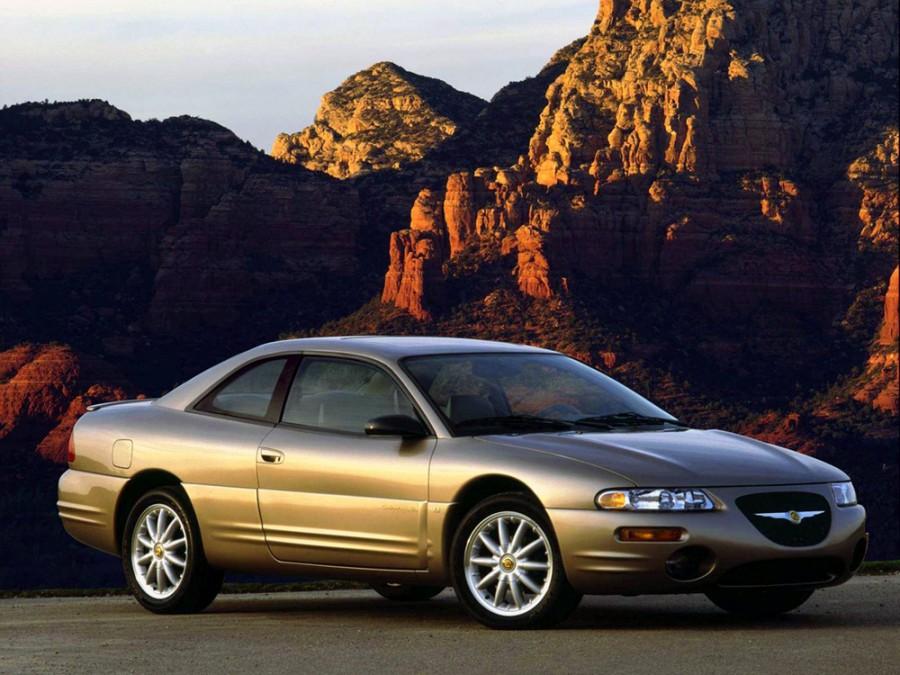 Chrysler Sebring купе, 1995–2000, 1 поколение - отзывы, фото и характеристики на Car.ru