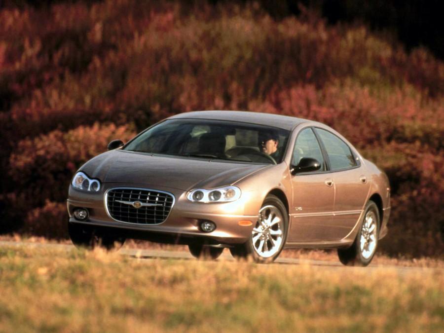 Chrysler LHS седан, 1999–2001, 2 поколение - отзывы, фото и характеристики на Car.ru