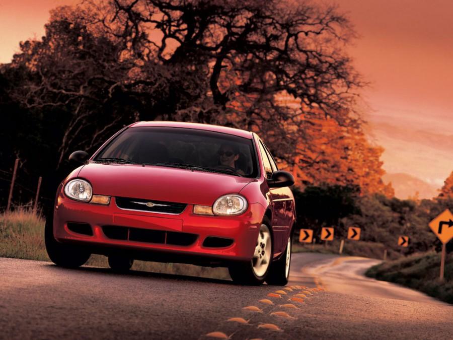 Chrysler Neon седан, 1999–2005, 2 поколение - отзывы, фото и характеристики на Car.ru