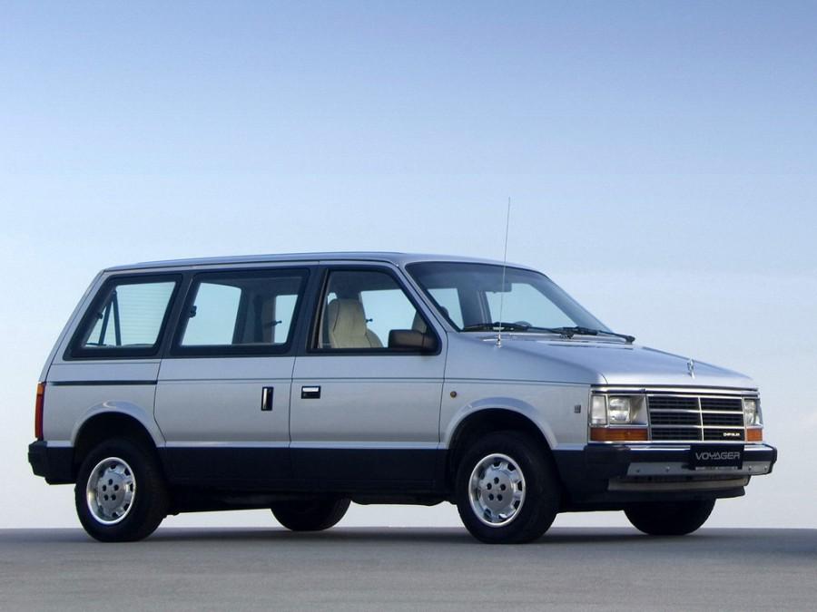 Chrysler Grand Voyager минивэн, 1988–1990, 1 поколение - отзывы, фото и характеристики на Car.ru