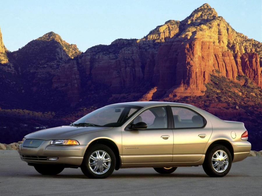Chrysler Cirrus седан, 1995–2001, 1 поколение - отзывы, фото и характеристики на Car.ru