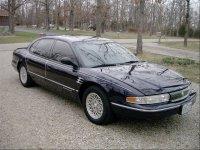 Chrysler LHS, 1 поколение, Седан, 1994–1997