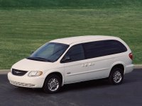 Chrysler Town and Country, 4 поколение, Минивэн, 2001–2007