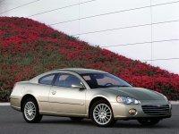 Chrysler Sebring, 2 поколение, Купе, 2001–2006