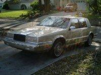 Chrysler Fifth Avenue, 2 поколение, Седан, 1990–1993