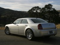 Chrysler 300C, 1 поколение, Седан, 2005–2011
