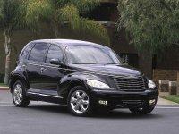 Chrysler PT Cruiser, 1 поколение, Хетчбэк, 2000–2006