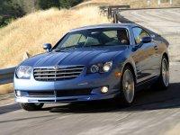 Chrysler Crossfire, 1 поколение, Купе, 2003–2007