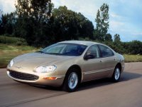 Chrysler Concorde, 2 поколение, Седан, 1998–2004