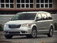 Chrysler Grand Voyager, 5 поколение [рестайлинг], Минивэн, 2011–2016