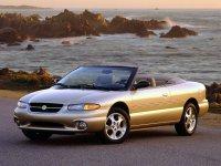 Chrysler Sebring, 1 поколение, Кабриолет, 1995–2000