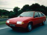 Citroen BX, 1 поколение, Хетчбэк, 1982–1994