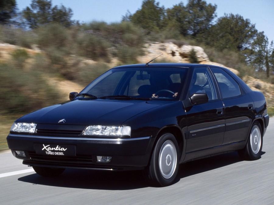 Citroen Xantia хетчбэк, 1993–1998, X1 - отзывы, фото и характеристики на Car.ru