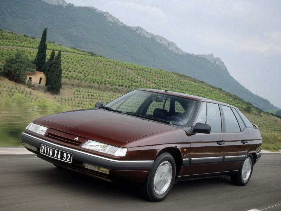 Citroen XM хетчбэк, 1989–1994, Y3 - отзывы, фото и характеристики на Car.ru
