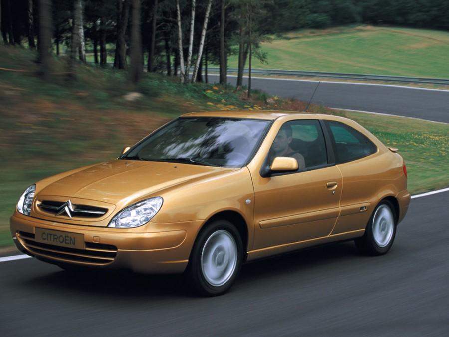 Citroen Xsara купе, 1997–2004, 2 поколение - отзывы, фото и характеристики на Car.ru