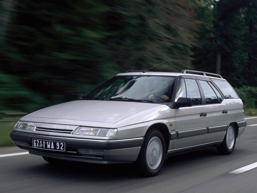 Citroen XM Break универсал, 1989–1994, Y3 - отзывы, фото и характеристики на Car.ru