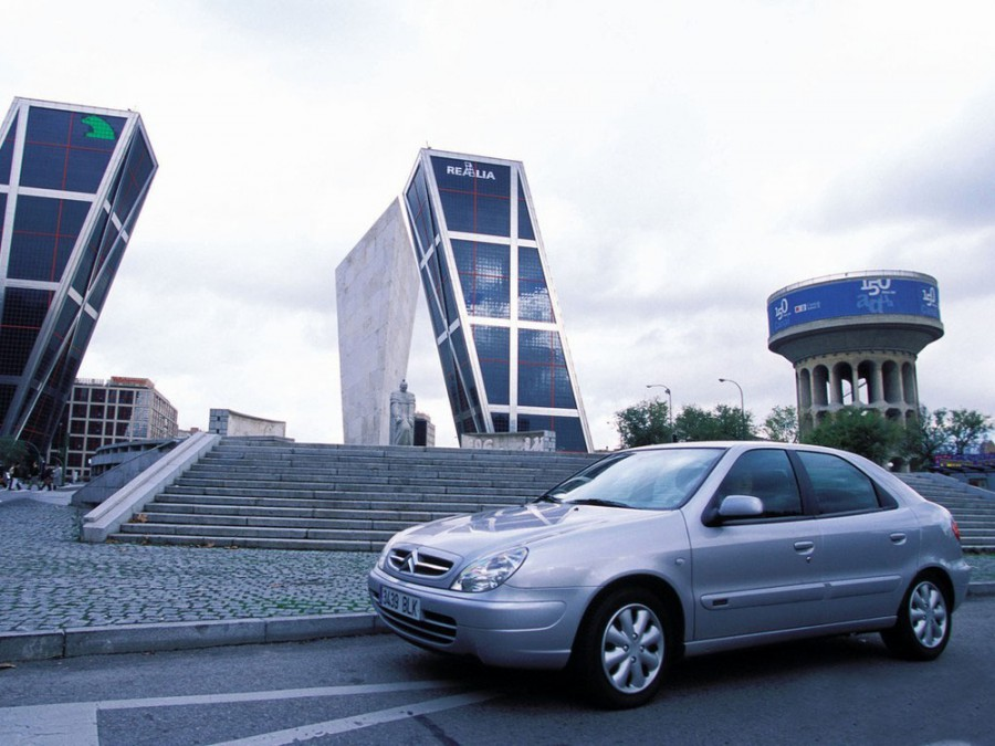 Citroen Xsara хетчбэк, 1997–2004, 2 поколение - отзывы, фото и характеристики на Car.ru