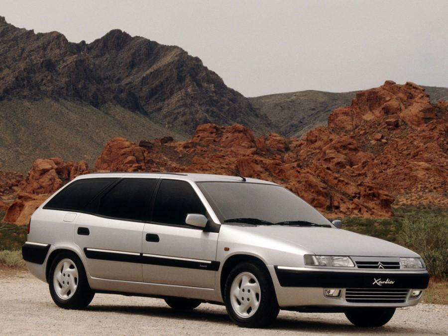 Citroen Xantia Break универсал, 1993–1998, X1 - отзывы, фото и характеристики на Car.ru