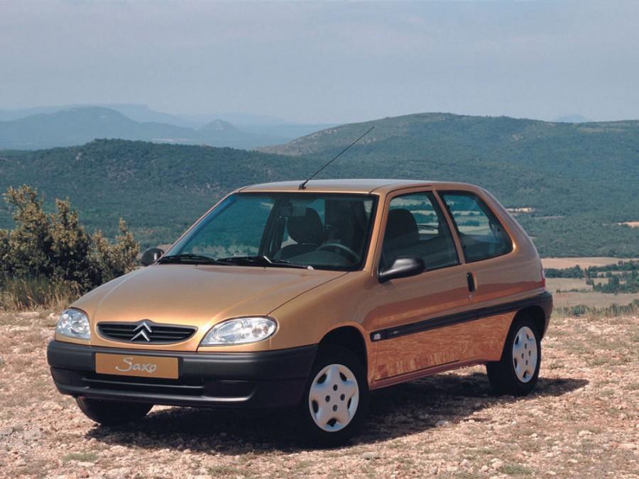 Citroen Saxo хетчбэк 3-дв., 1996–2004, 2 поколение - отзывы, фото и характеристики на Car.ru
