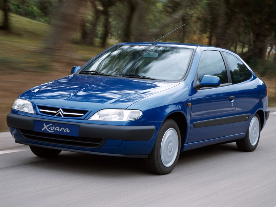 Citroen Xsara купе, 1997–2000, 1 поколение - отзывы, фото и характеристики на Car.ru