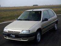 Citroen Saxo, 1 поколение, Хетчбэк, 1996–1999