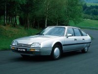 Citroen CX, 2 поколение, Хетчбэк, 1983–1995
