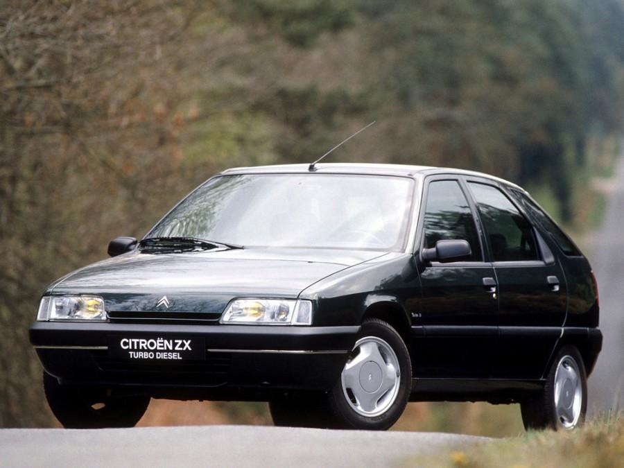 Citroen ZX хетчбэк 5-дв., 1991–1997, 1 поколение - отзывы, фото и характеристики на Car.ru